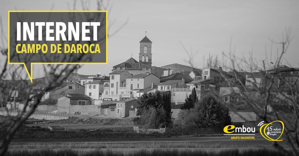 Internet en el Campo de Daroca