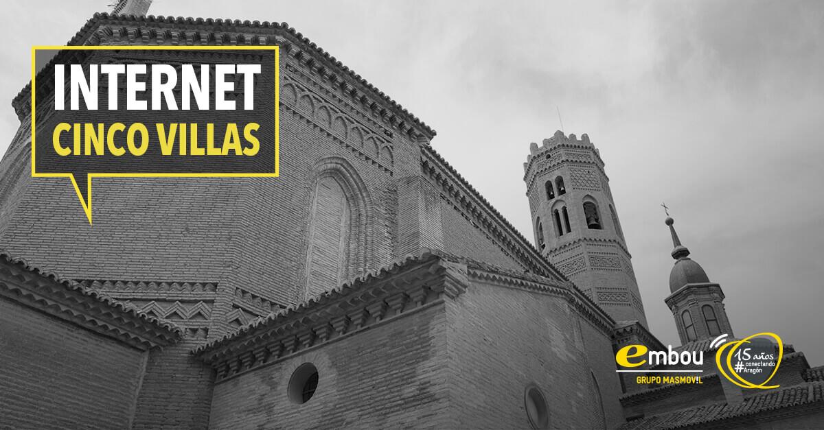 15 años conectando Aragón: CINCO VILLAS