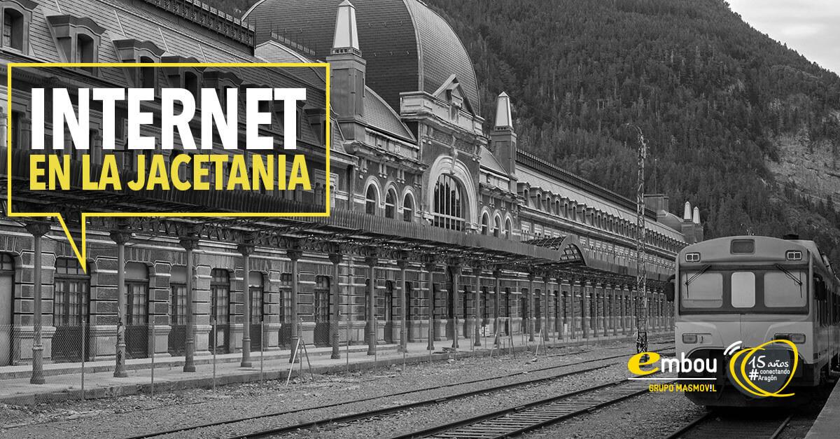 15 años conectando Aragón: JACETANIA