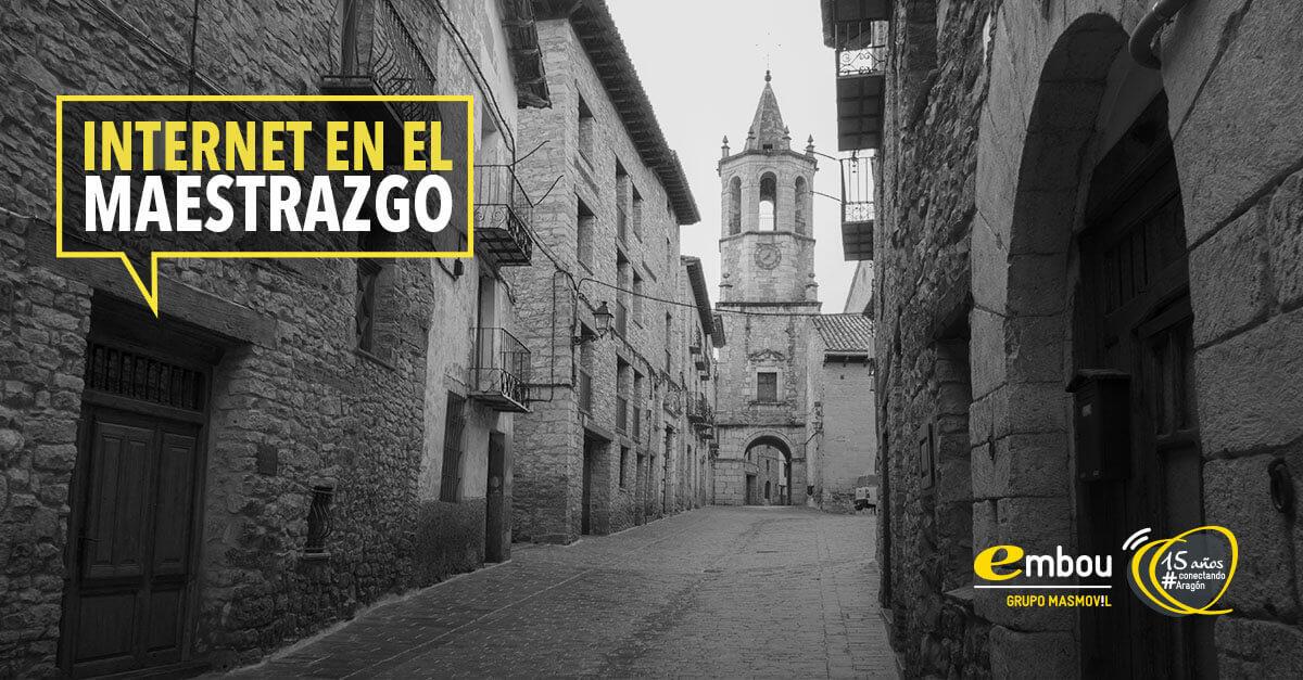15 años conectando Aragón: MAESTRAZGO