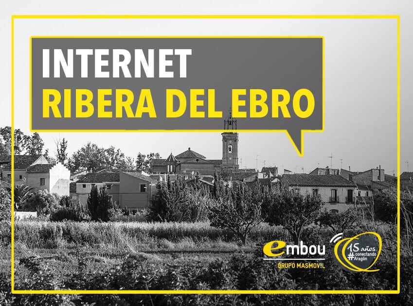 15 años conectando Aragón: RIBERA ALTA DEL EBRO