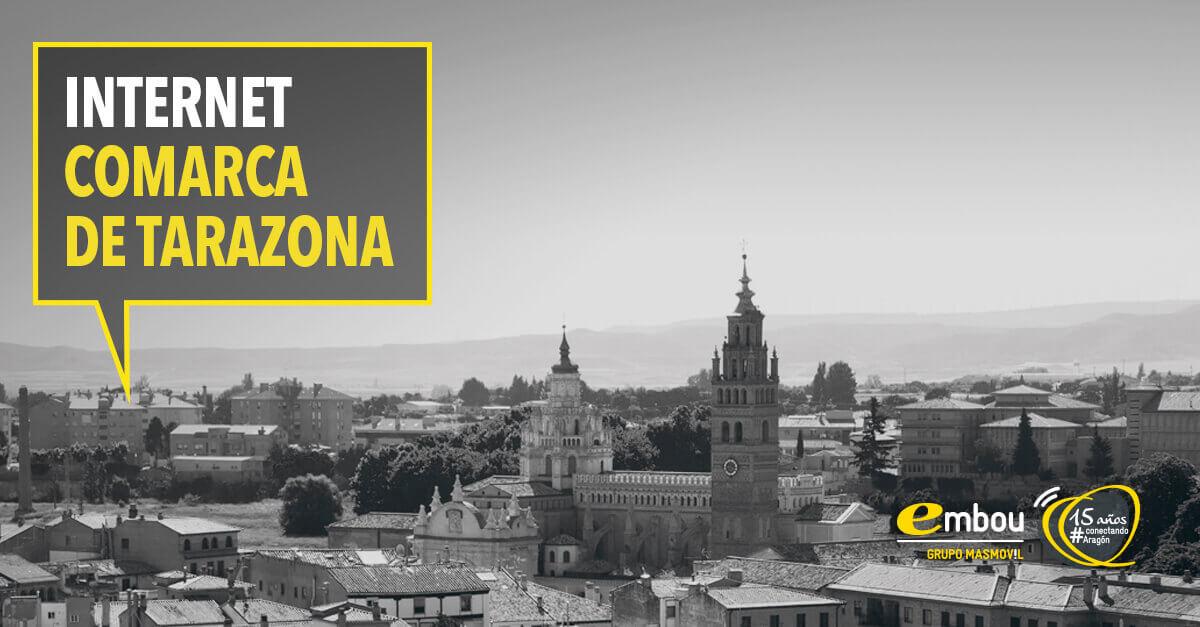 15 años conectando Aragón: TARAZONA Y EL MONCAYO
