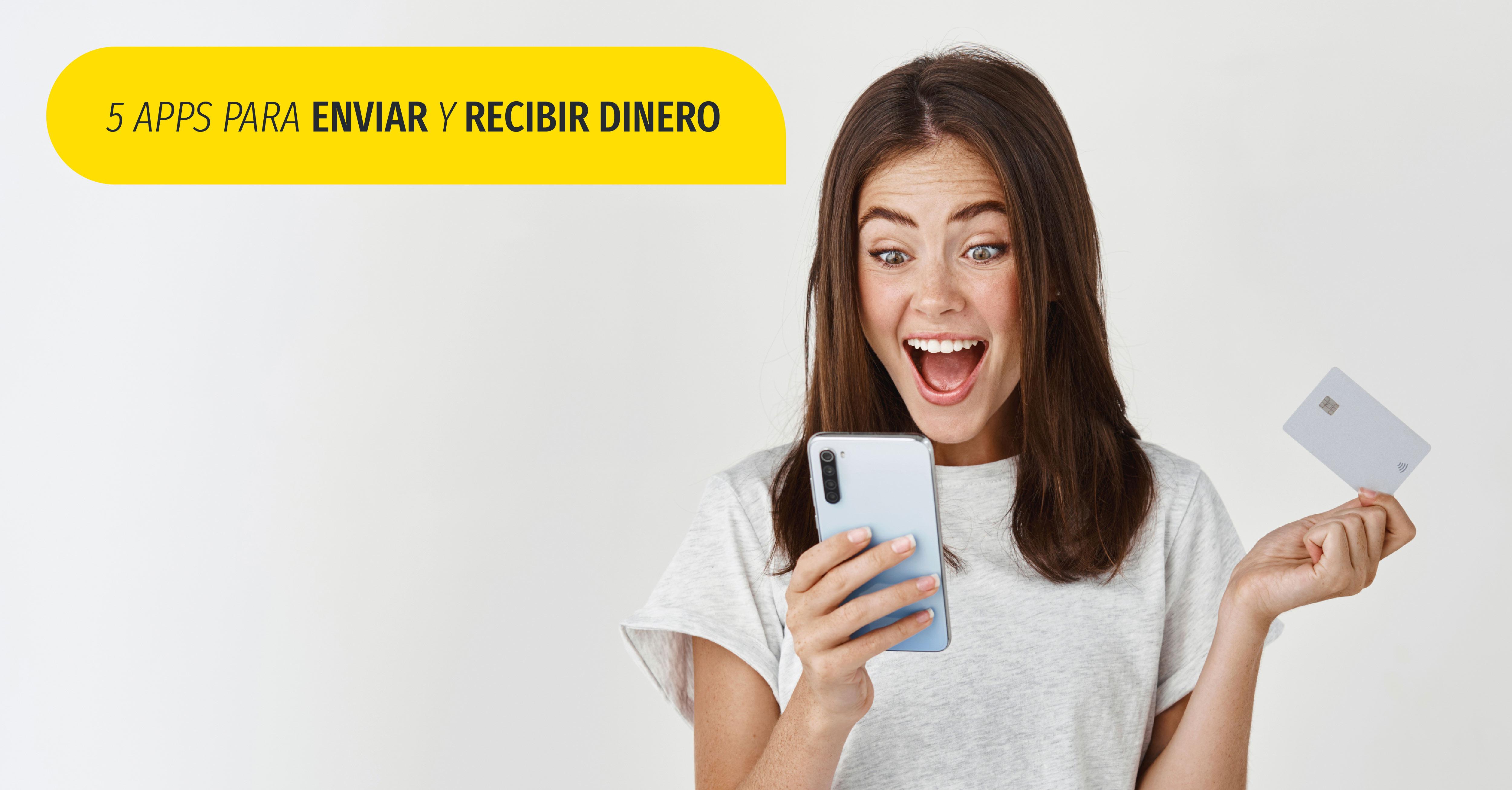 las mejores apps para pagar y recibir dinero