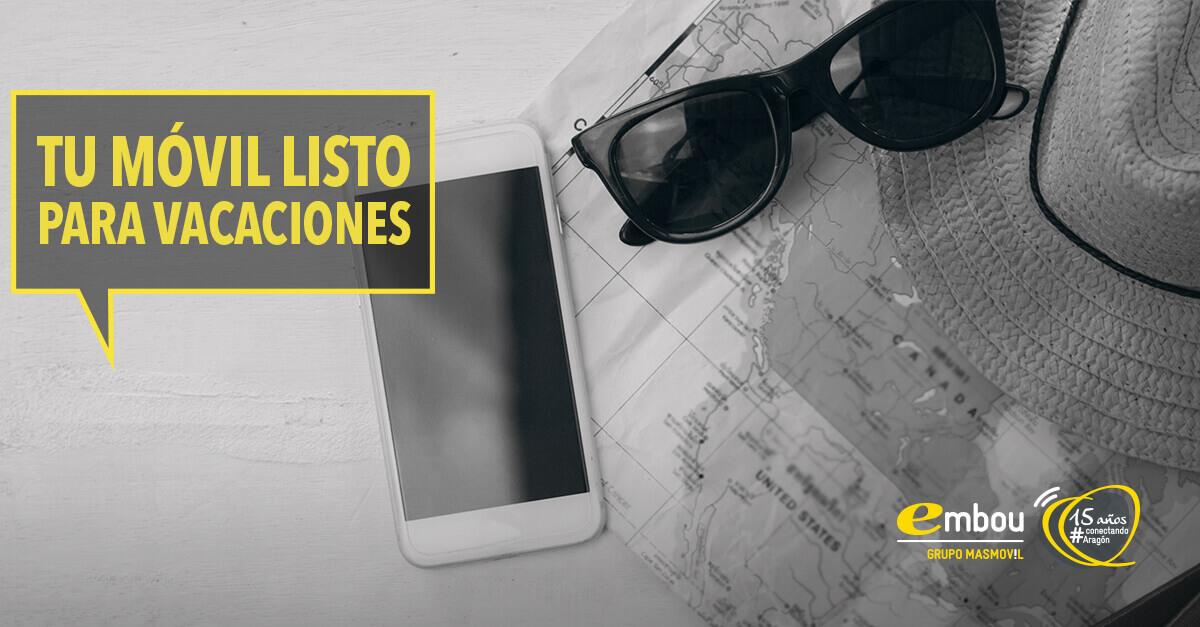 Consejos para poner en orden tu teléfono antes de irte de vacaciones