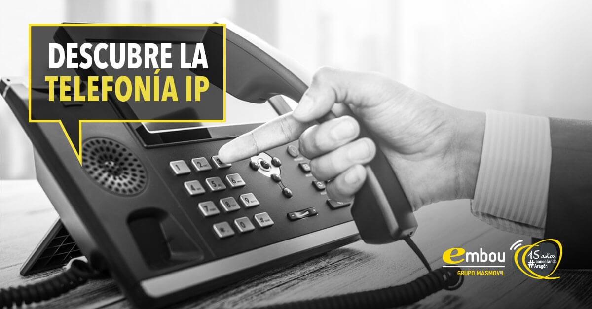 Descubre la telefonía IP