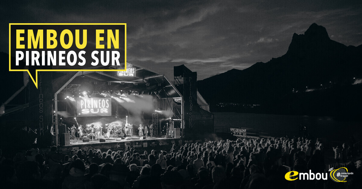 Pirineos Sur cuenta con Embou