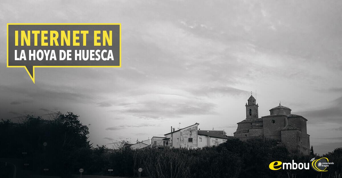 Fibra Óptica en la Hoya de Huesca
