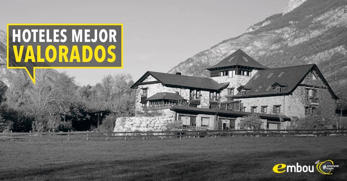Hoteles mejor valorados de Aragón