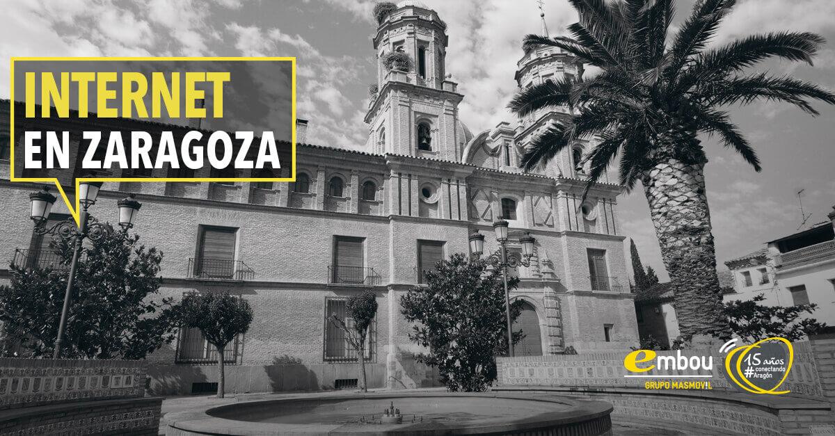 Internet sin cables en Zaragoza