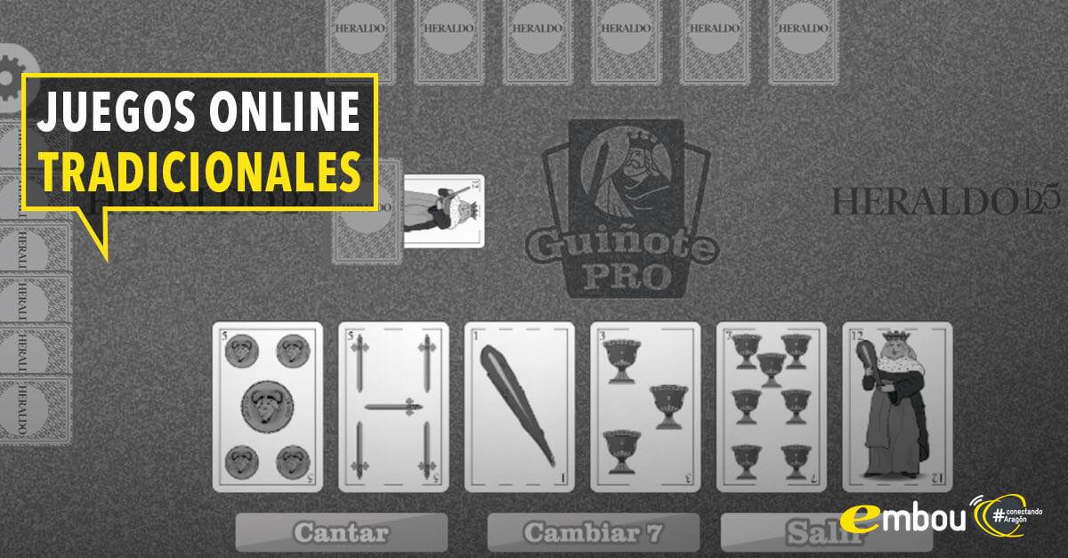 juegos tradicionales online para amenizar la cuarentena