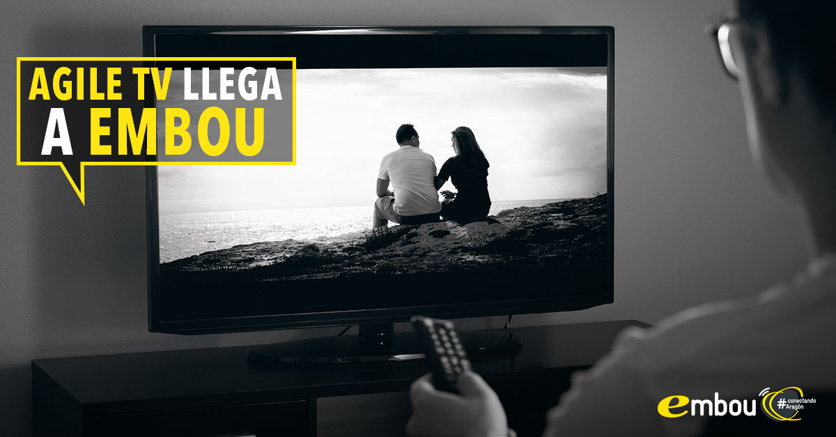 Agile TV llega a Embou