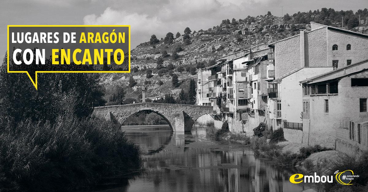 Los destinos con más encanto de Aragón
