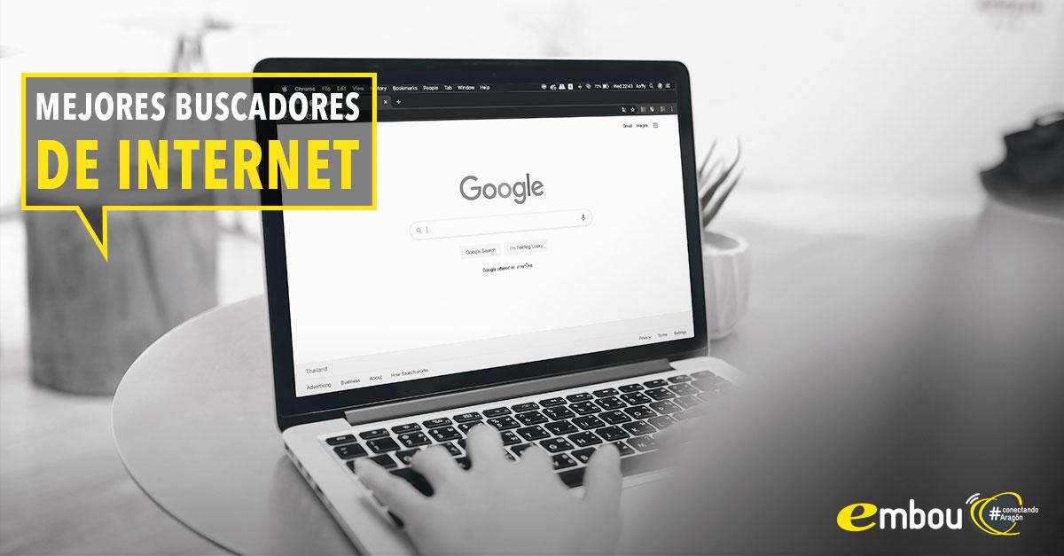 los mejores buscadores de internet