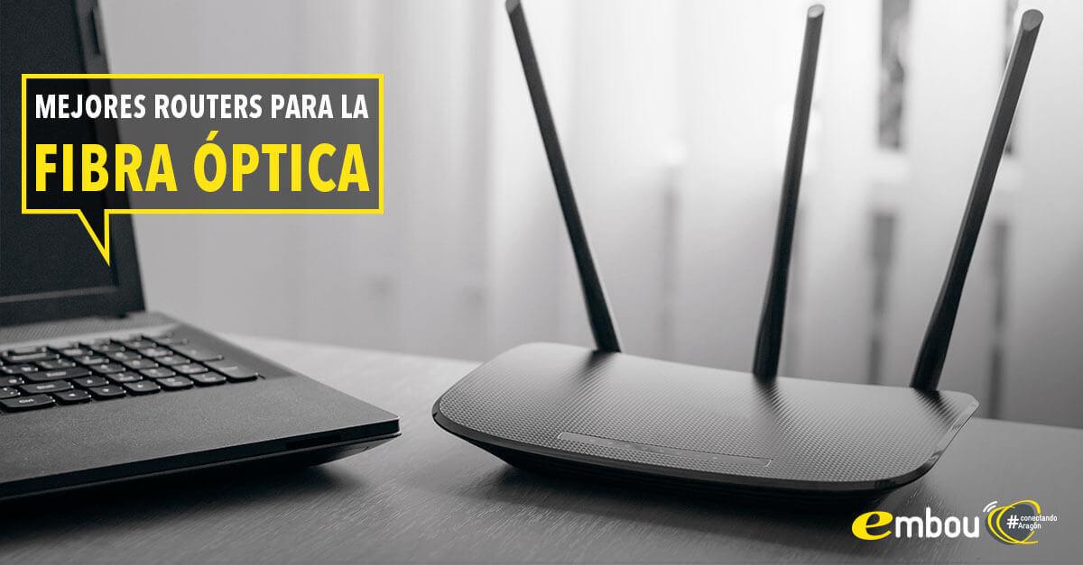 mejores routers para la fibra optica
