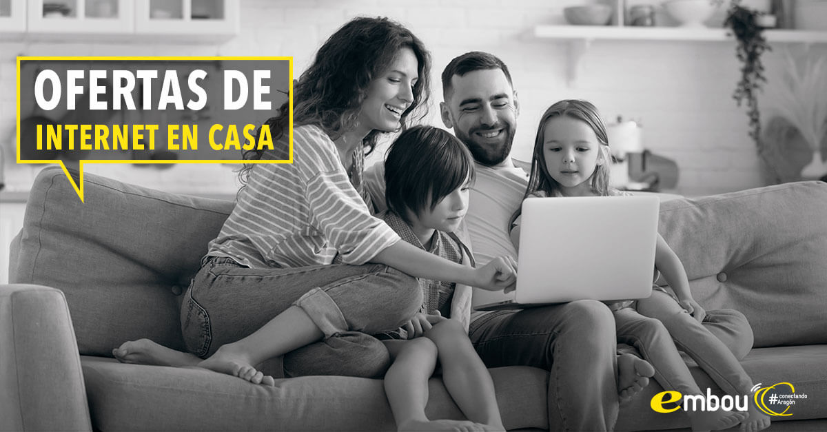 ofertas de internet en casa