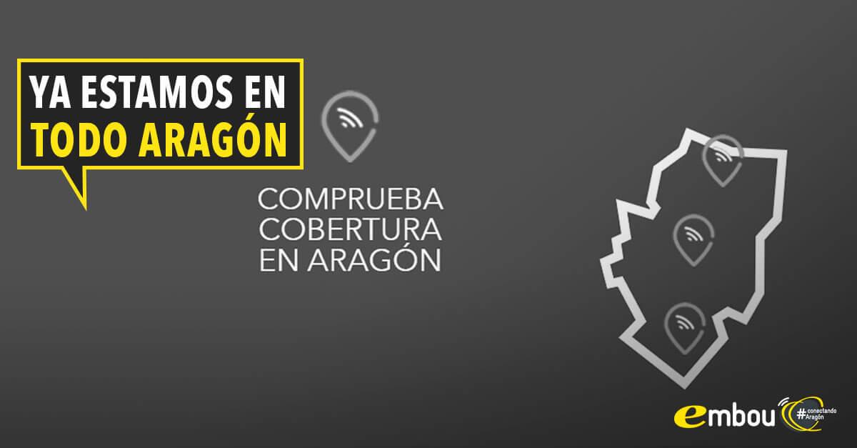 Ofrecemos nuestros servicios a todo Aragón
