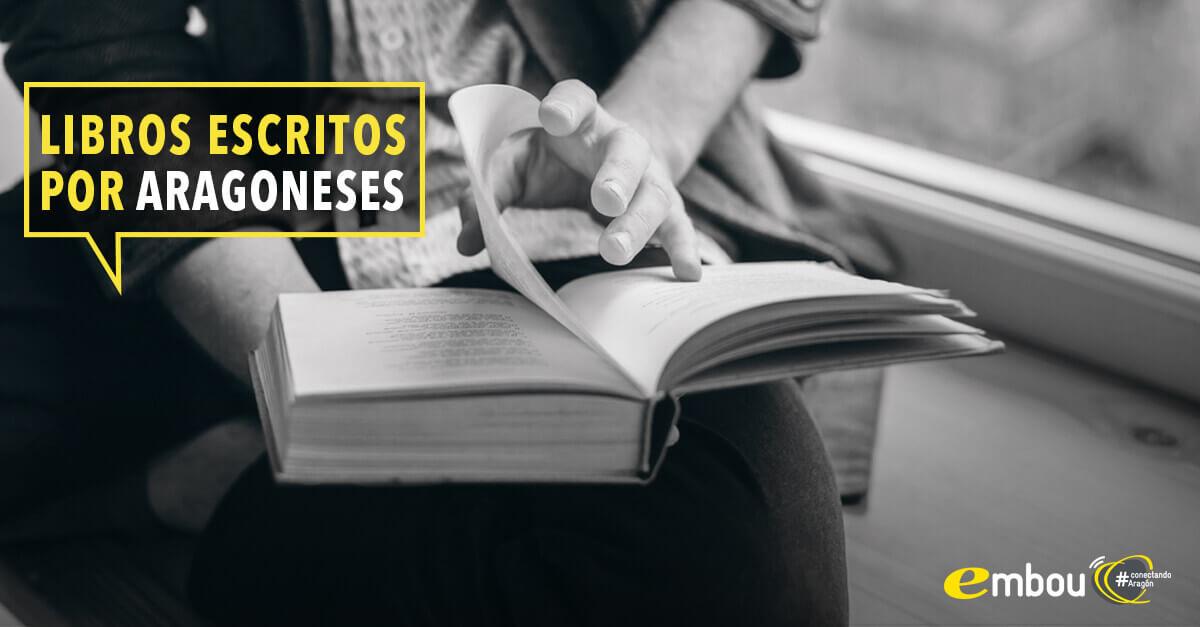 Te recomendamos 5 libros escritos por aragoneses