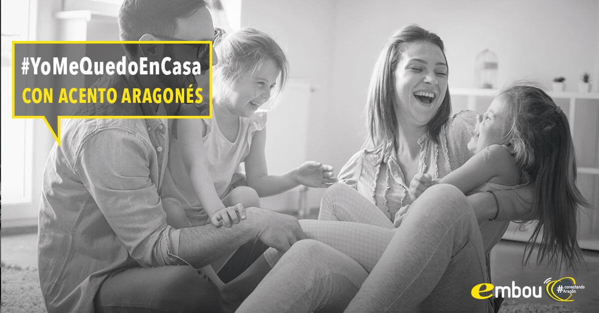 #YoMeQuedoEnCasa Aragón